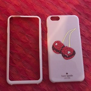 Kate spade phone case for iPhone 6s Plus
